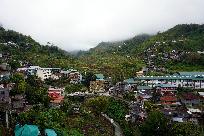 banaue hotel view