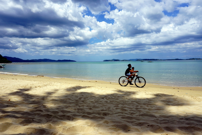 port barton bike