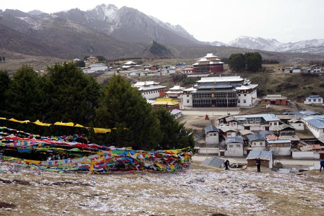 papiers llangmusi chine tibet