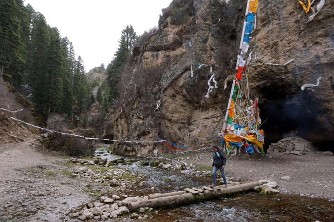 langmusi tibet chine