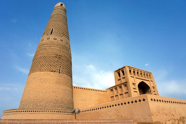 ermin minaret turpan chine xinjiang