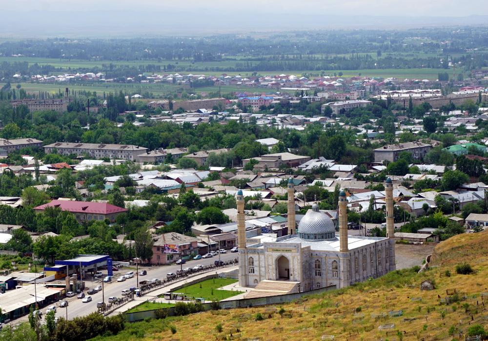osh Kirghizstan