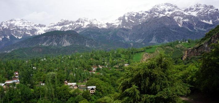 arslanbob Kirghizstan