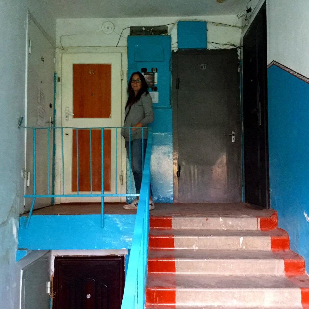 osh Kirghizstan guest house