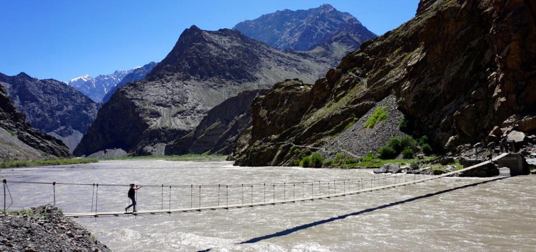 vallée jizeu tadjikistan route pamir