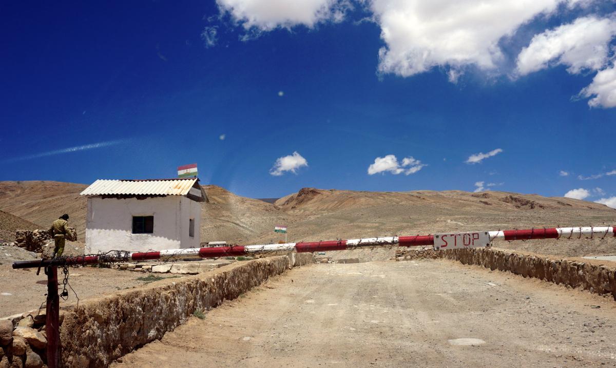 pamir kargush tadjikistan
