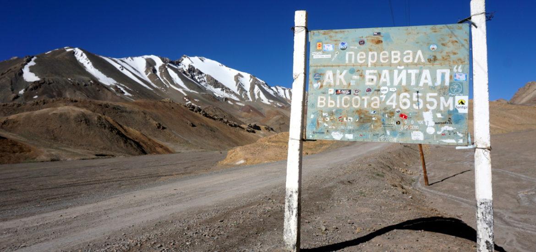 Ak-Baital tadjikistan
