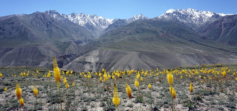 route pamir tadjikistan whakan langar kargush