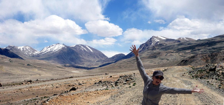 kargush route pamir tadjikistan langar alichur whakan
