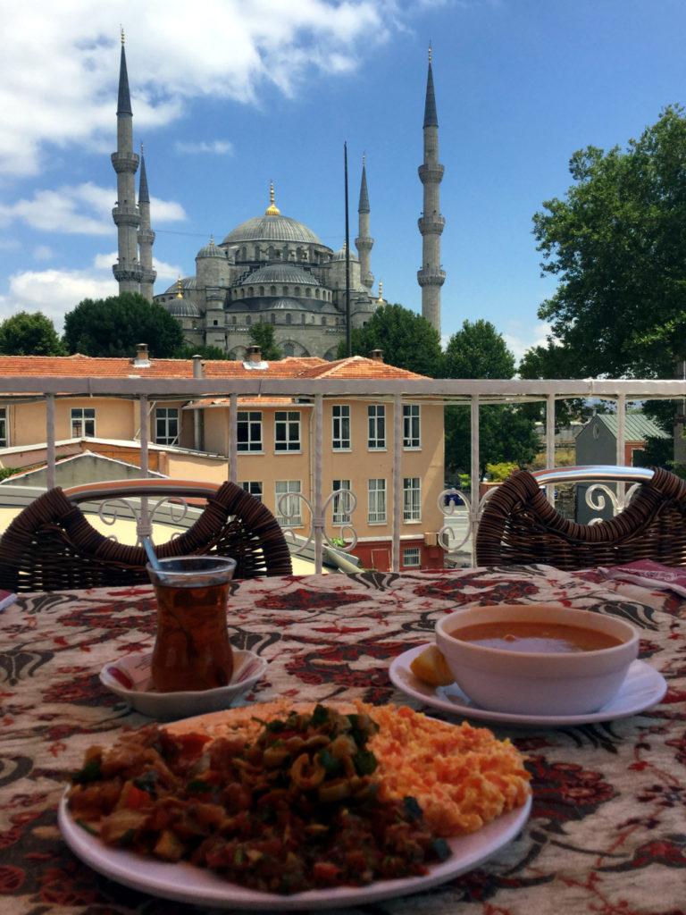 istanbul mosquée turquie