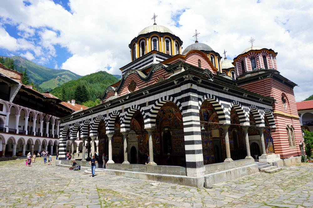 rila bulgarie