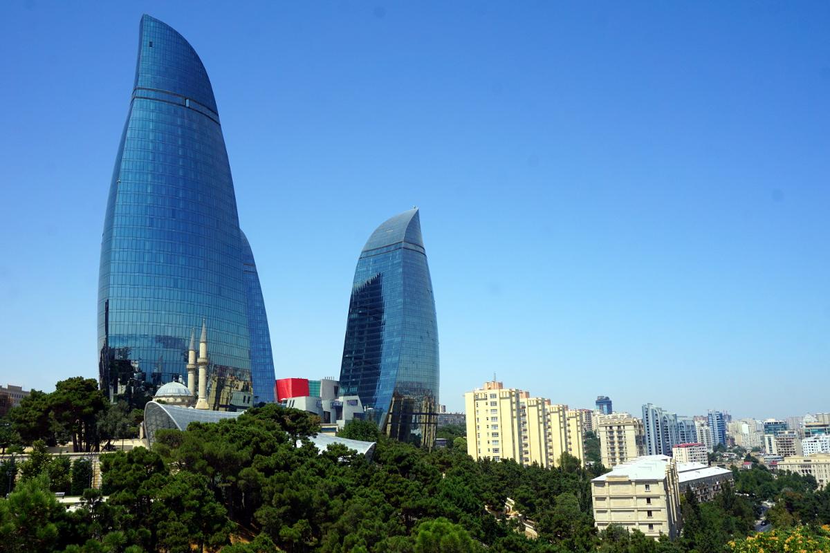 Bakou Azerbaïdjan