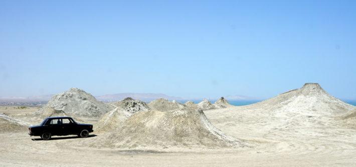 volcan boue azerbaïdjan qobustan bakou