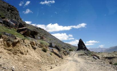 route pamir tadjikistan 2