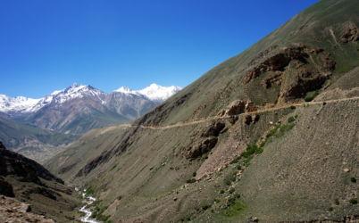 route pamir tadjikistan 3