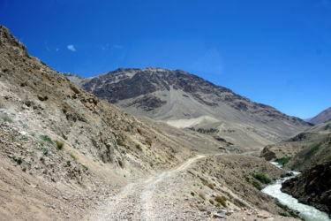 route pamir tadjikistan 4