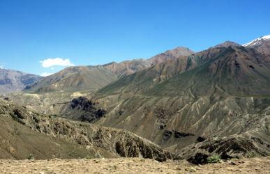 route pamir tadjikistan 5