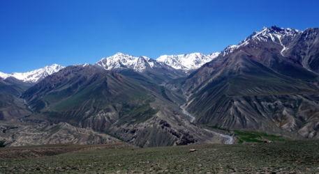 route pamir tadjikistan