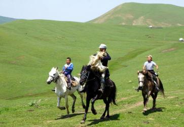 chygyrchyk Kirghizstan Buzkashi 3