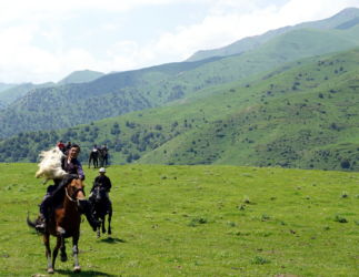 chygyrchyk Kirghizstan Buzkashi2