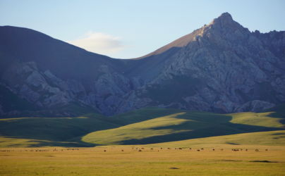 lac song kol Kirghizstan 5