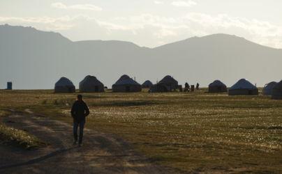 lac song kol Kirghizstan 6