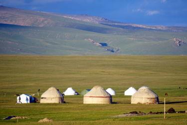 lac song kol Kirghizstan 7