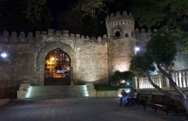 Bakou Azerbaïdjan 17